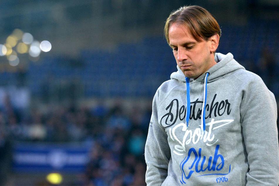Muss Rüdiger Rehm bald den Hut ziehen und gehen?