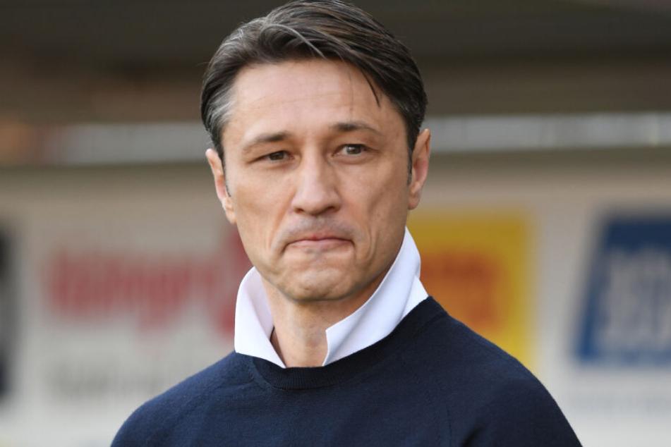 Niko Kovac und der FC Bayern München stehen mit dem Rücken zur Wand.