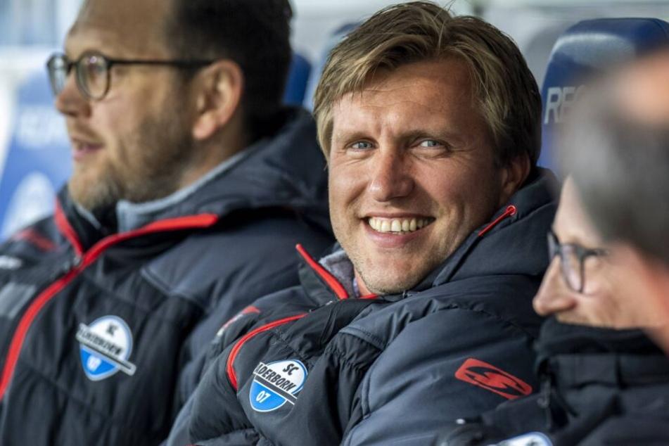 Der 38-Jährige wird neuer Sport-Manager beim RB Leipzig.