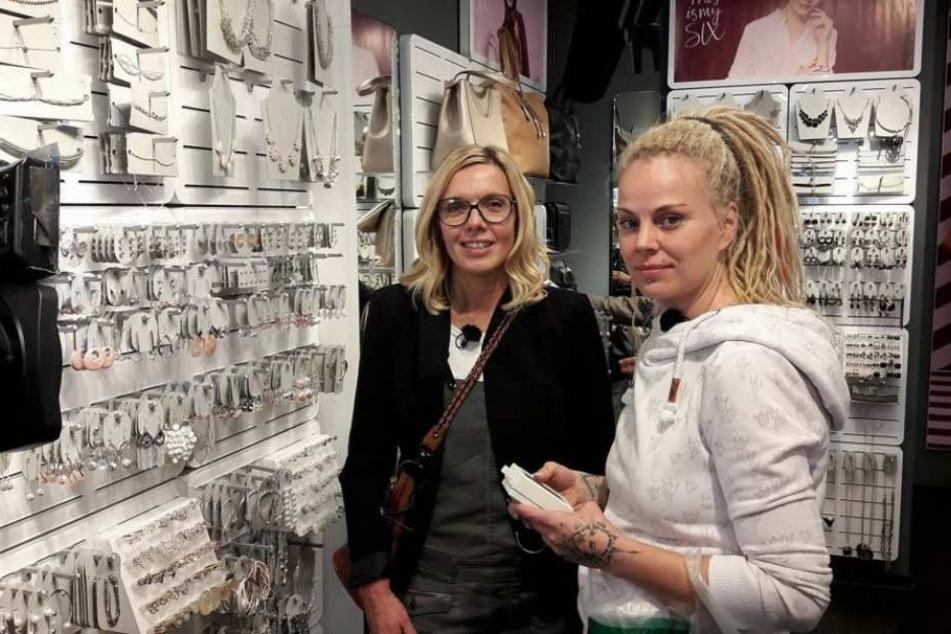 """Anika Renyard (38) war eine der Kandidatinnen bei """"Shopping Queen"""" in Paderborn."""