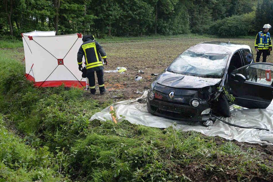 Den Unfall musste der 65-Jährige mit dem Leben bezahlen.