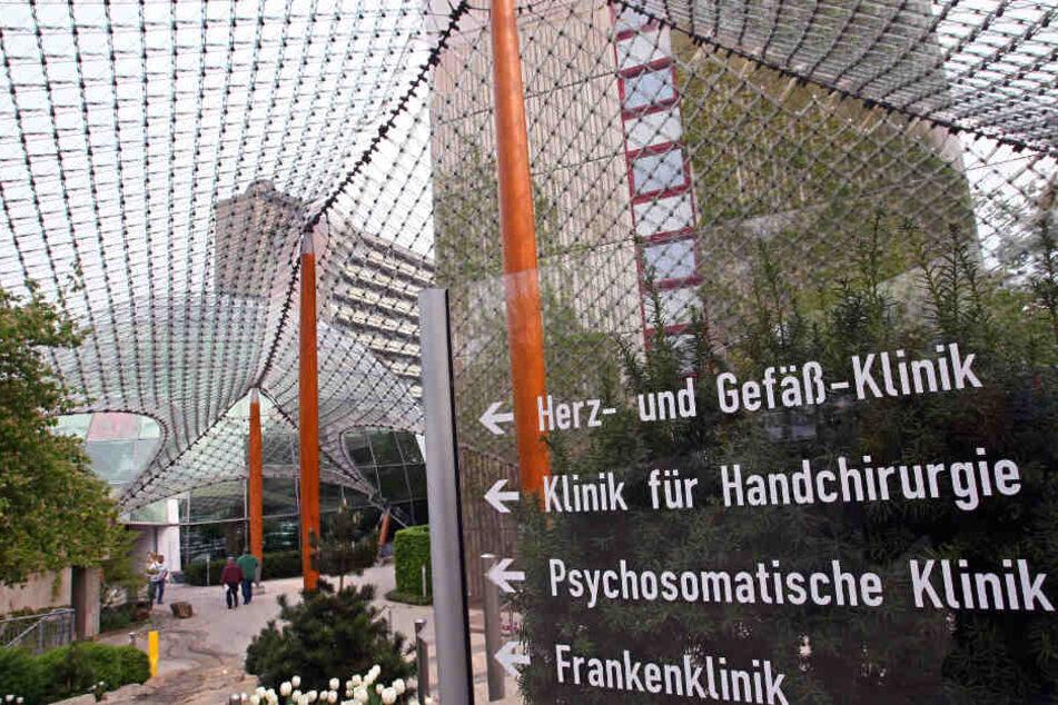 Rhön-Klinikum und Asklepios wären zusammen die Nummer 2 auf dem Krankenhausmarkt in Deutschland. (Archivbild)