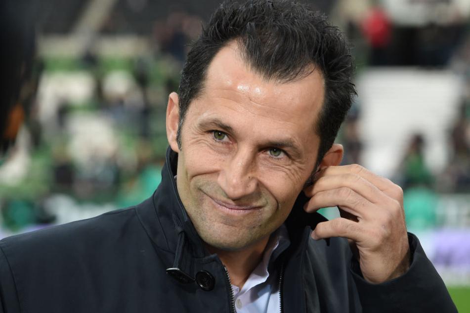 Sportdirektor Hasan Salihamidzic freut sich auf den Gegner Liverpool. (Archivbild)