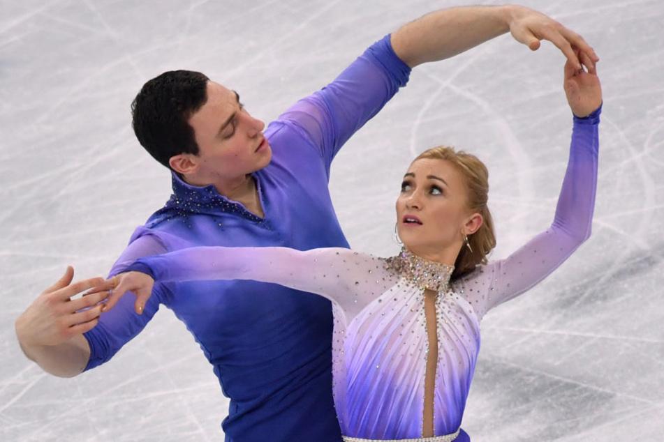 Eiskunstlauf-Duo Savchenko/Massot holt nach Olympiagold auch WM-Titel