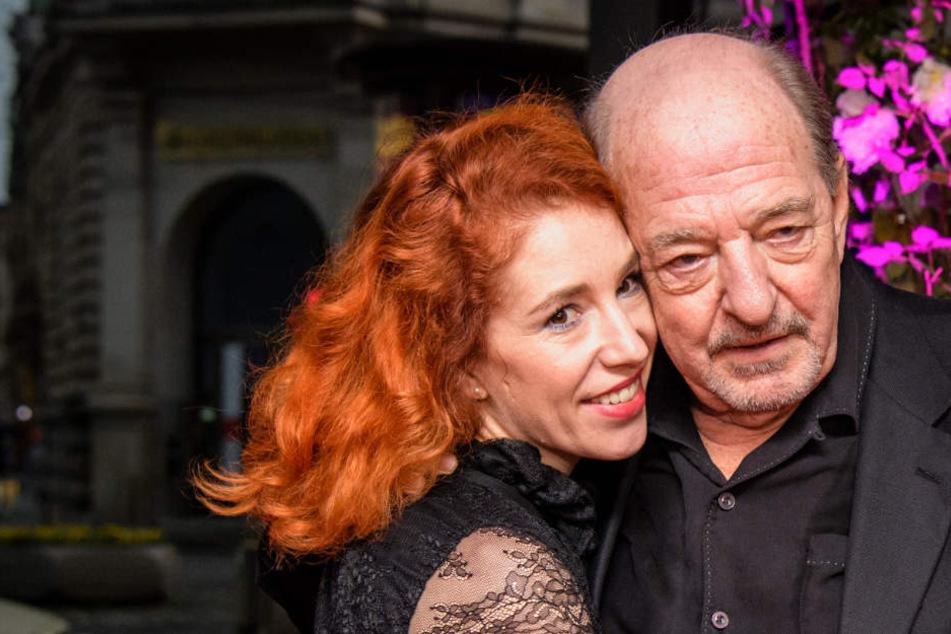Ralph Siegel (72) und junge Verlobte: Geläster stört uns nicht