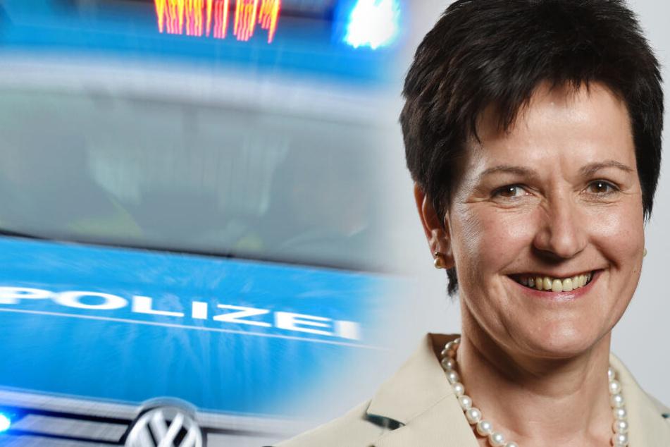 Oberbürgermeisterin bei Unfall verunglückt, Ehemann lebensbedrohlich verletzt