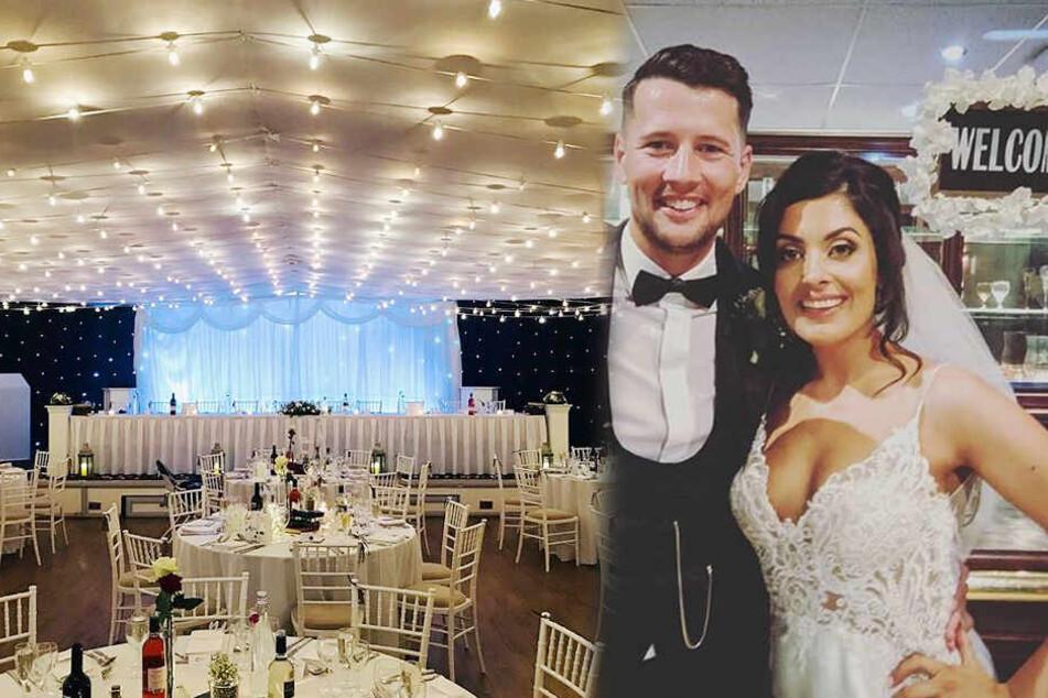 Falsche Namen, Diebstahl, Pannen: 22.000-Euro-Hochzeit wird zum Albtraum