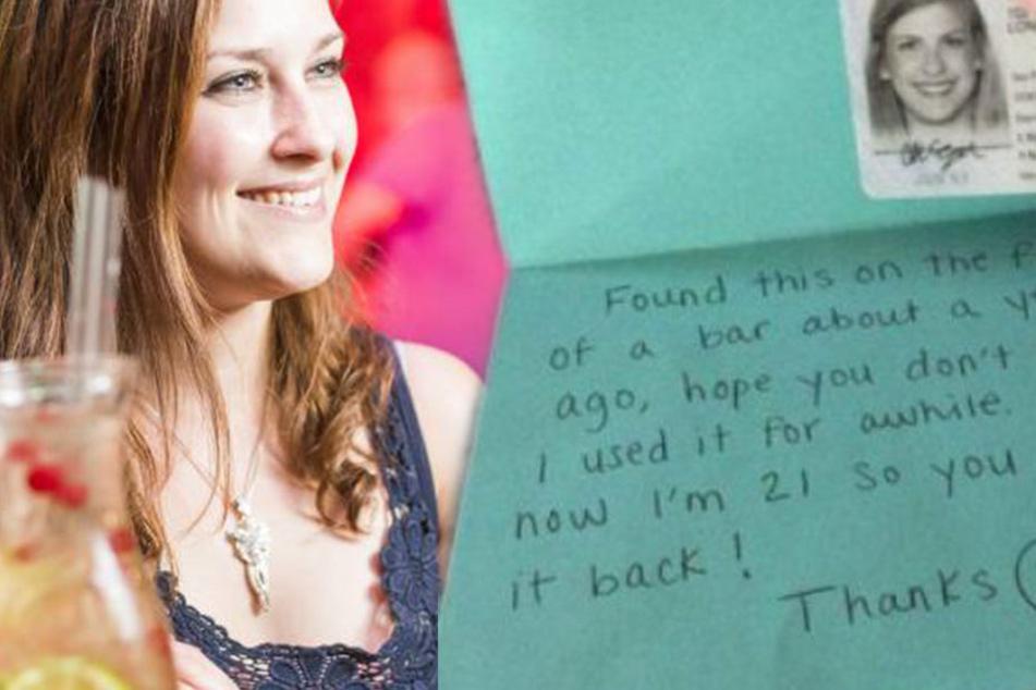 Frau bekommt Ausweis zurück - und diesen unverschämten Brief