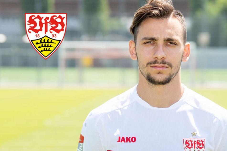 Weggang von Anastasios Donis: Geht's beim VfB jetzt ganz schnell?