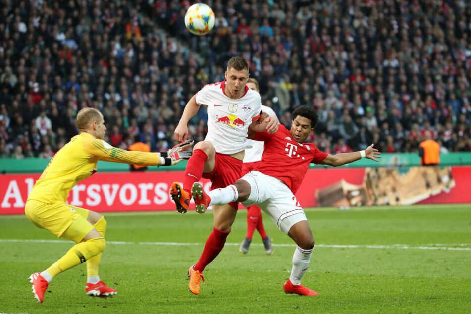 Im letzten Duell mit dem FC Bayern zog RB Leipzig beim 0:3 im Pokalfinale den Kürzeren. In der neuen Bundesligasaison treffen beide erstmals schon am 4. Spieltag aufeinander.