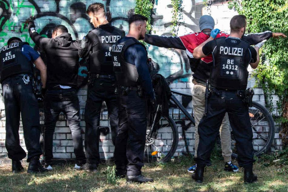 Berlin: Brennpunkt Görlitzer Park: Senat berät über Umgang mit Drogenproblematik
