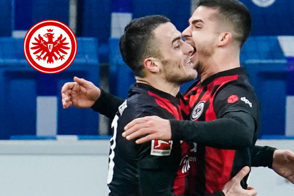 Eintracht träumt von der Champions League: Coach Hütter mit unerwarteter Reaktion