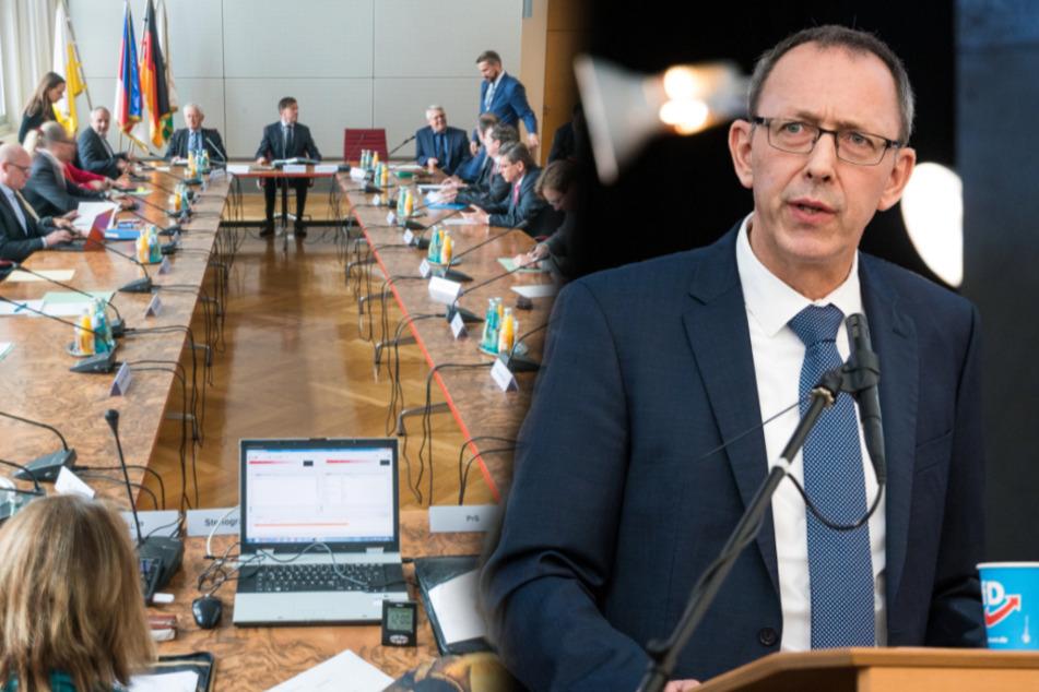 AfD sorgt für Unmut:Trotz Virus-Angst ist Mittwoch Sitzung im Landtag