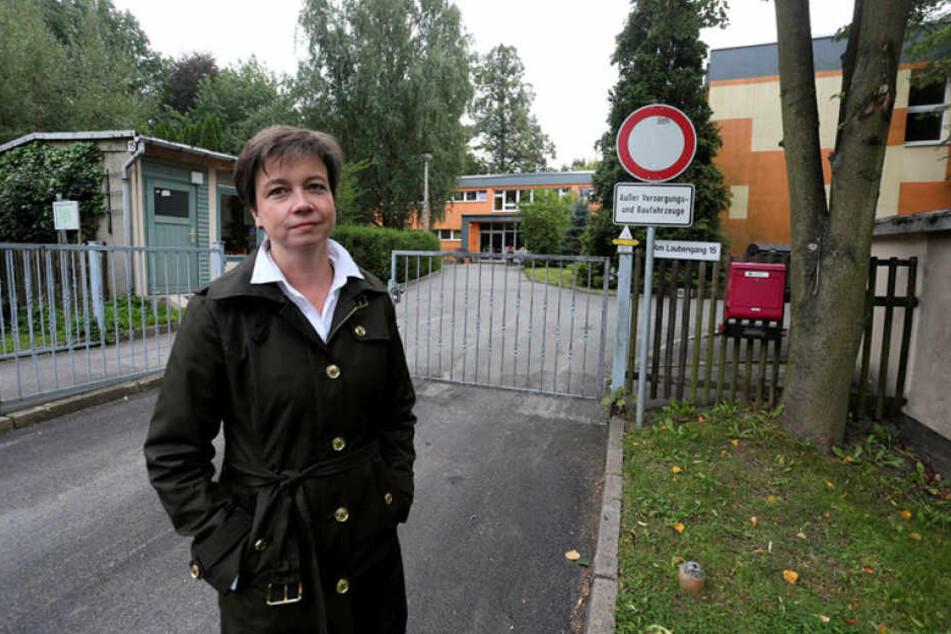 CDU-Stadträtin Almut Patt (49) setzt auf die Grüne Welle.