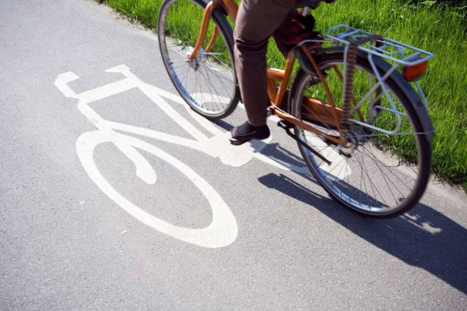 Radler können bald von Lugau bis Mittelbach fahren.