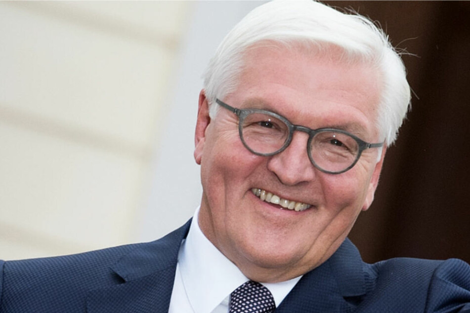 Bundespräsident Frank-Walter Steinmeier (Archivbild) ist am Samstag in Frankfurt zu Gast.