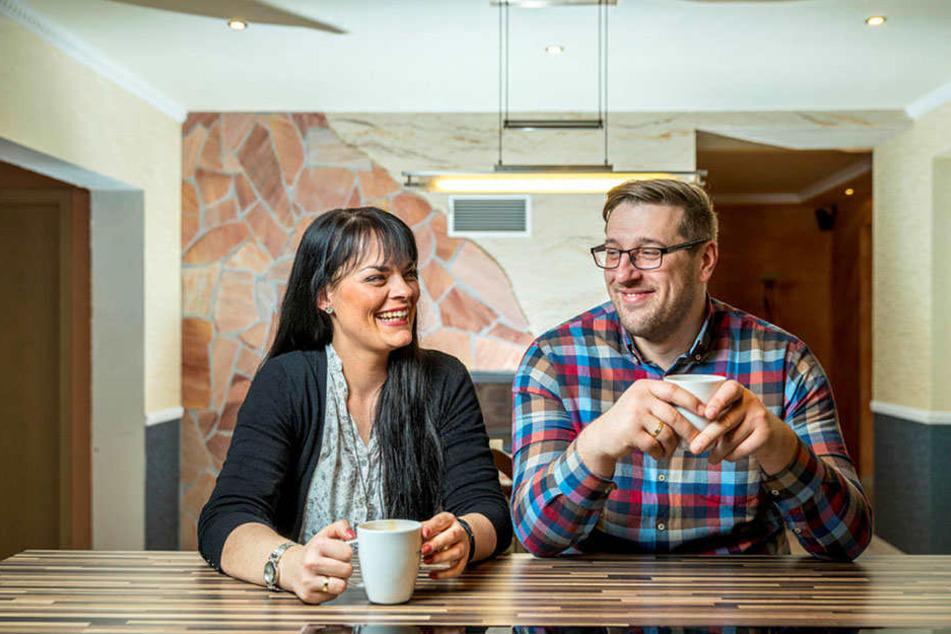Gemeinsames Frühstück? Eher selten bei Romy (29) und Rico (36). Noch lebt das  TV-Ehepaar wegen der Jobs getrennt.