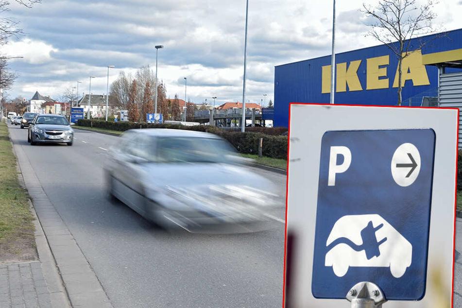 Wohnst Du noch oder stromerst Du schon? IKEA lässt E-Autos gratis auftanken