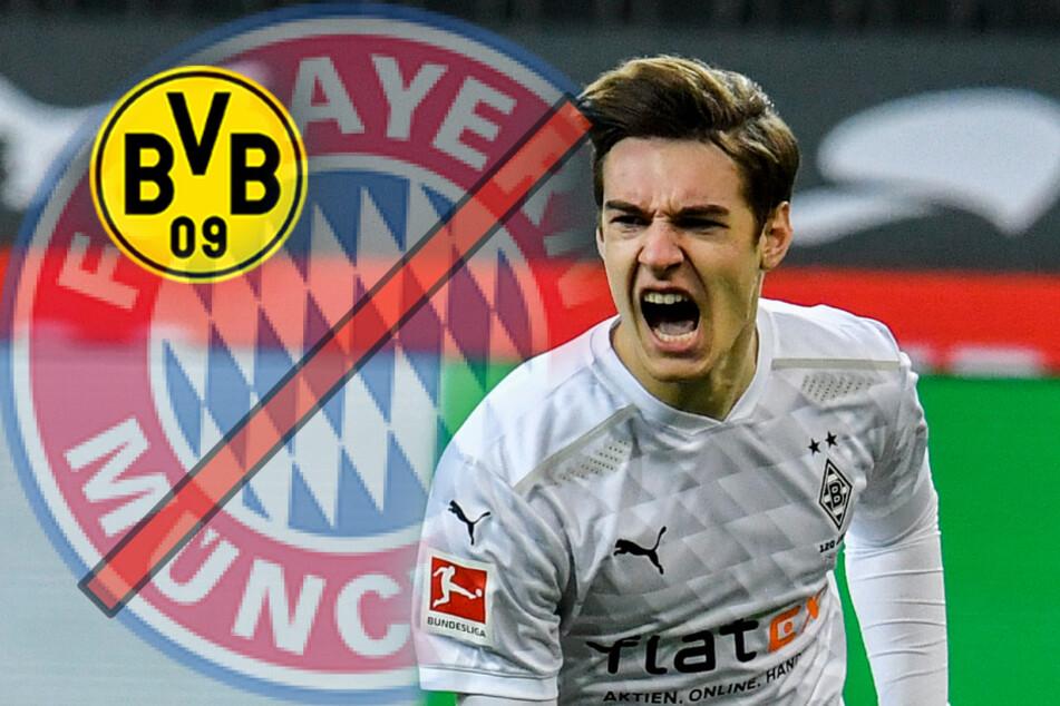 BVB statt FC Bayern? Dortmund macht bei Gladbachs Neuhaus ernst!