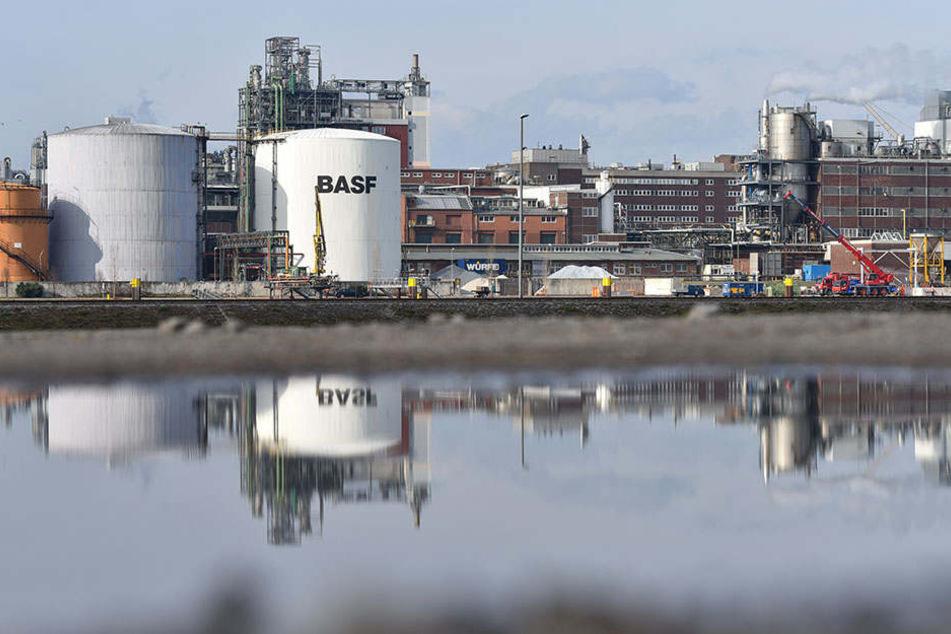 Die BASF ist einer der größten Chemiekonzerne weltweit.