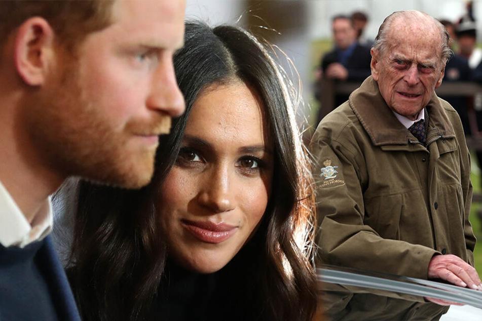 Ob Prinz Philip noch immer nichts von der Ehe hält? Vor der Hochzeit soll er Harry jedenfalls gewarnt haben.