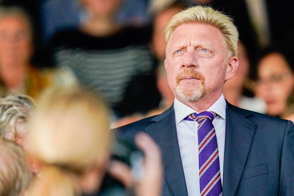 Traurig: Boris Becker nicht mehr fit genug zum Tennisspielen!