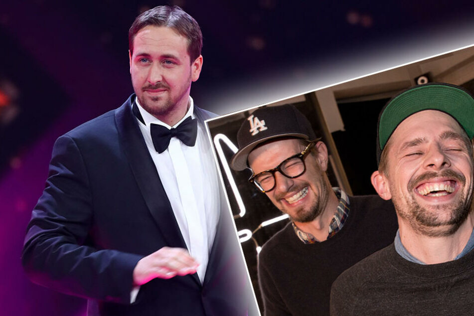 So schleusten Joko und Klaas den falschen Ryan Gosling zur Goldenen Kamera
