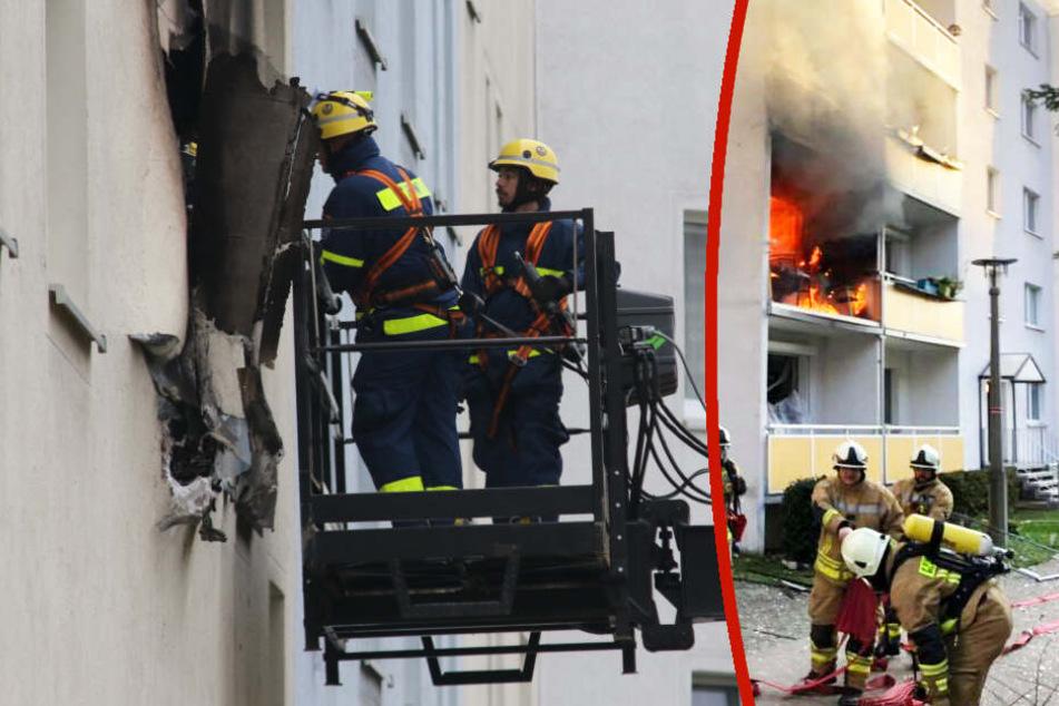 """""""Helfen Sie mir, retten Sie mich!"""" Chronik der tödlichen Plattenbau-Explosion im Harz"""