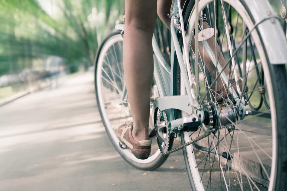 Die Polizei hat in den vergangenen Tagen mehrere betrunkene Radfahrer erwischt. (Symbolbild)