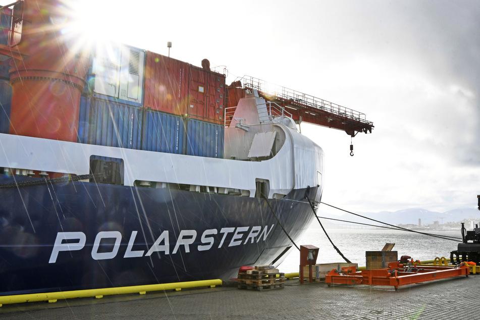 """""""Polarstern""""-Expedition soll neue Erkenntnisse zum Klimawandel liefern"""