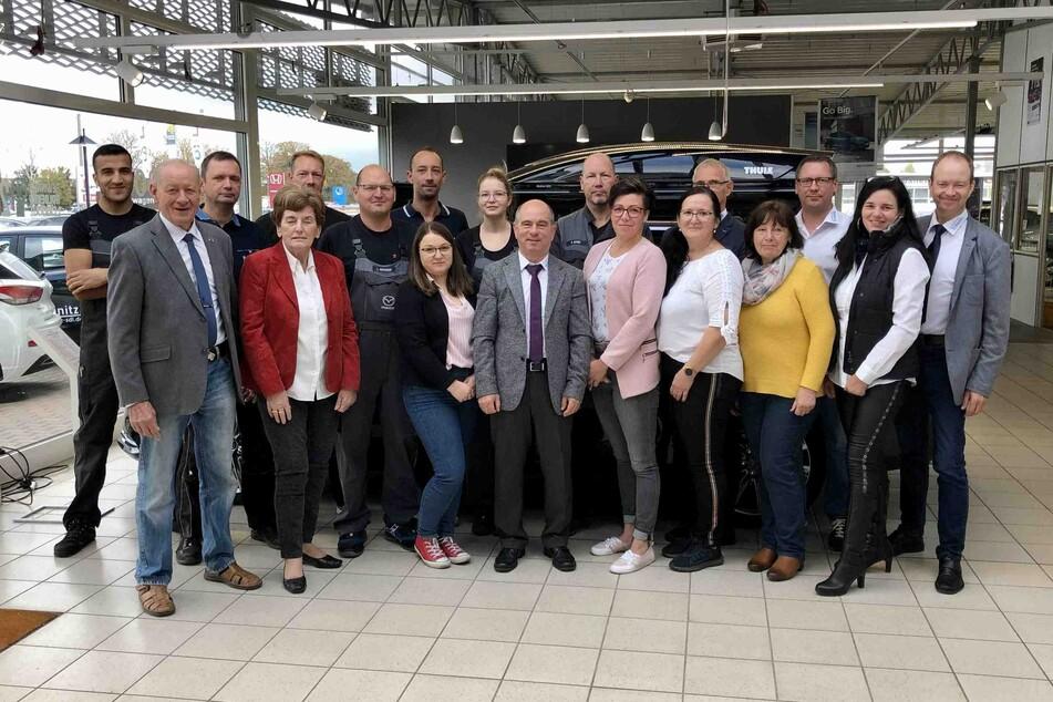 Für das Team vom Autohaus Priegnitz in Stendal steht der Kunde immer im Mittelpunkt.