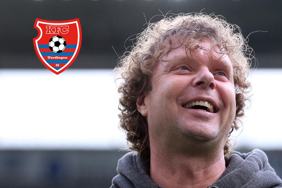 KFC Uerdingen hat neuen Chefcoach: Alter Bekannter kehrt auf Trainerbank zurück!