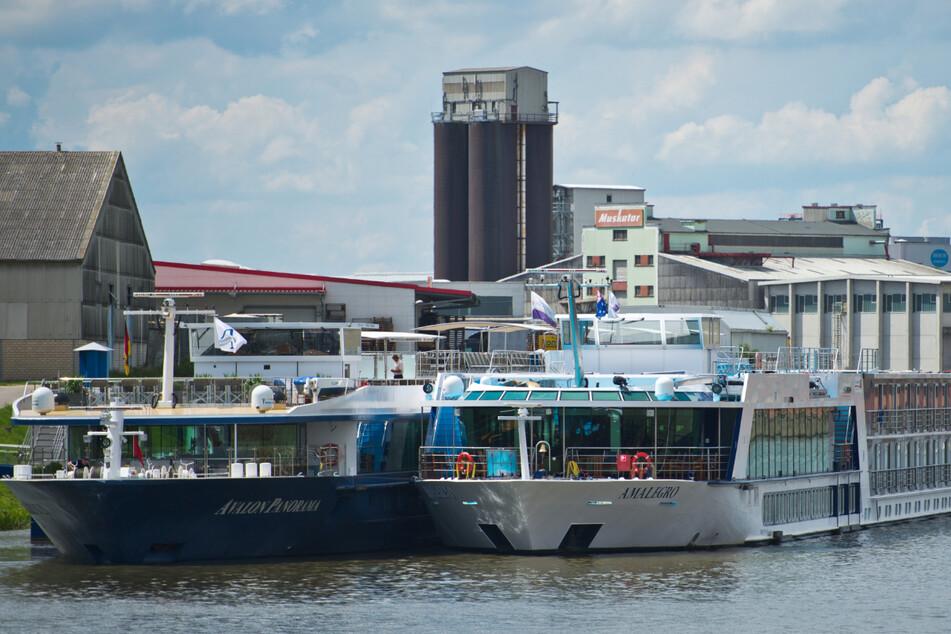 Die Fluss-Kreuzfahrtschiffe fahren wieder. (Archiv)