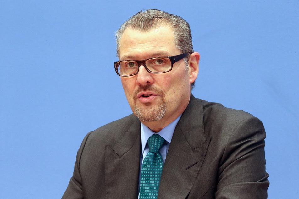 Rainer Dulger ist der Präsident Arbeitgeberverband Gesamtmetall.