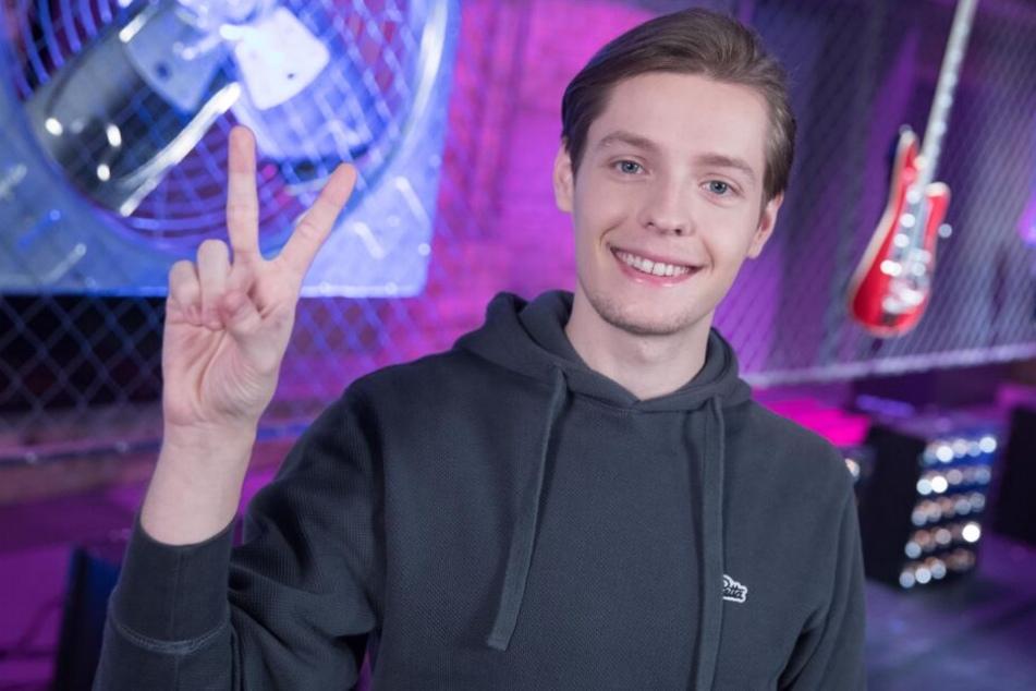 """""""Eurovision Song Contest"""": Dieser Jüngling singt für Deutschland!"""