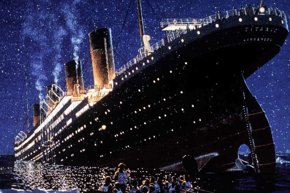 Am 14. April 1912 sank die Titanic im Atlantik.