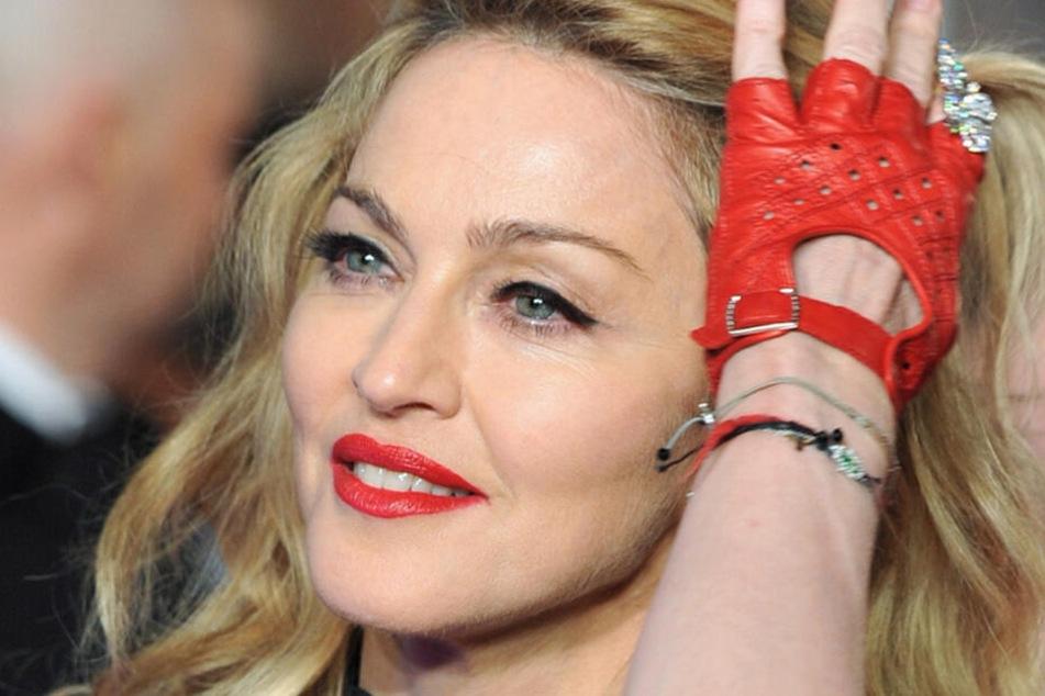 Angeblich tritt Madonna für die spektakuläre Summe von 1,5 Millionen Dollar beim ESC auf.