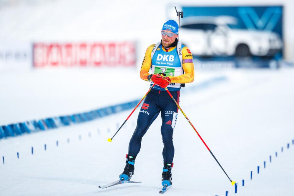 Kommt das Karriere-Ende? Biathlon-Star Erik Lesser verliert Platz im Weltcup-Aufgebot