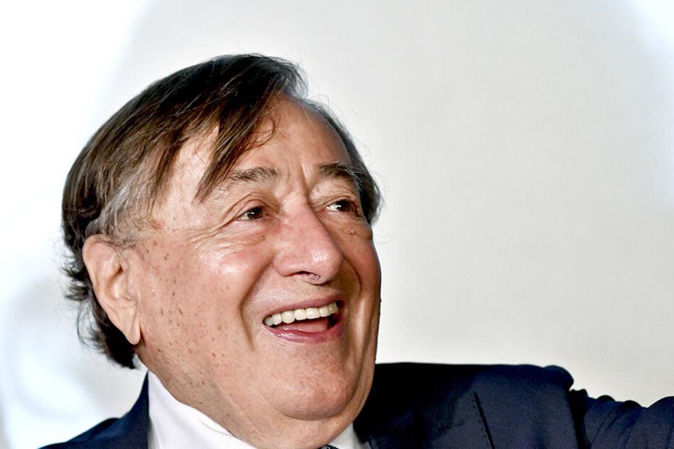 Richard Lugner (86) erscheint nicht solo auf dem Wiener Opernball.