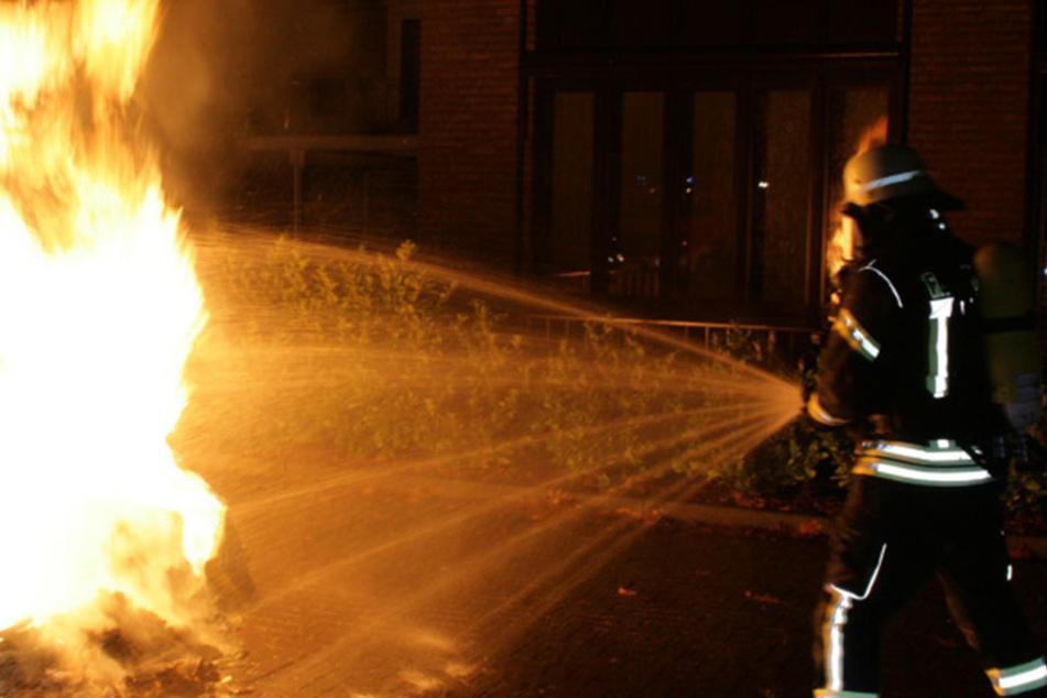 Die Zahl der in kurzer Zeit gelegten Feuer nimmt in Espelkamp stetig zu.