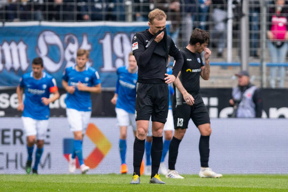 Der 1. FC Magdeburg verlor am vergangenen Wochenende das Spiel in Bochum 2:4, muss gegen Union Berlin und den 1. FC Köln dringend punkten.