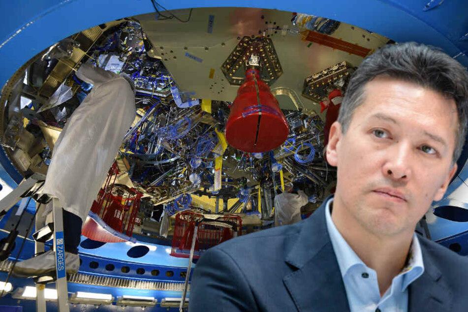Kündigungen bei Airbus: Über 2300 Stellen stehen auf der Kippe