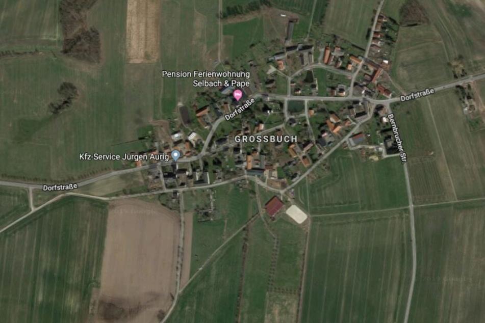 Der Vorfall ereignete sich in Großbuch bei Otterwisch.