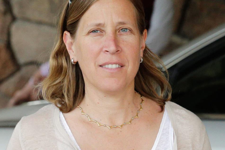"""Susan Wojcicki, CEO von YouTube, im Kampf gegen """"Hate Speech"""""""
