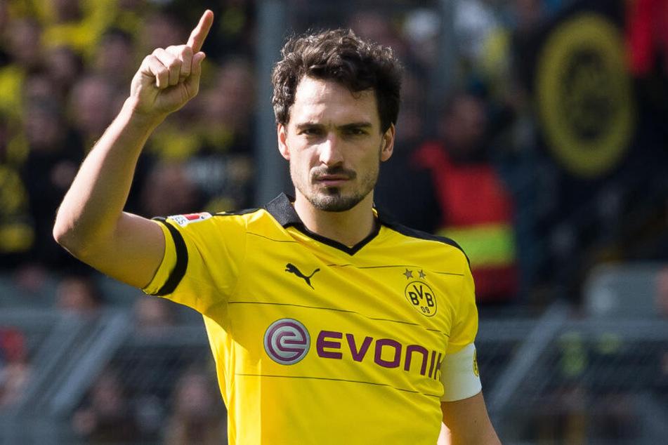 Mats Hummels wird bald wieder im Trikot von Borussia Dortmund zu sehen sein.