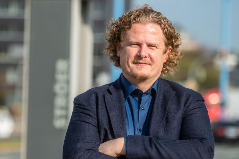 Der ehemalige Stadtrat Lars Fassmann (43) will seine OB-Bewerbung nicht ausschließen.