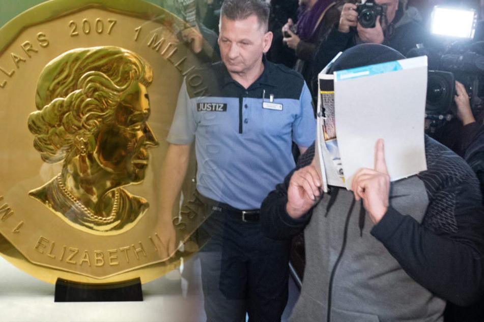 Nach 13 Monaten Prozess: Heute fällt das Urteil gegen die Gold-Münzen-Räuber