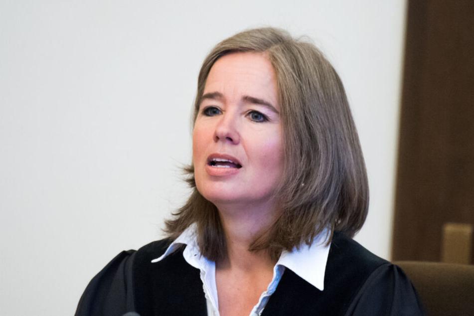 Anne Meier-Göring ist in dem Prozess die Vorsitzende Richterin.