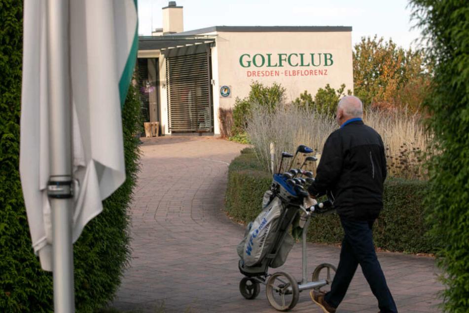 Dresden: Golfer mit Handicap: Diebe klauen Golf-Caddy in Bannewitz