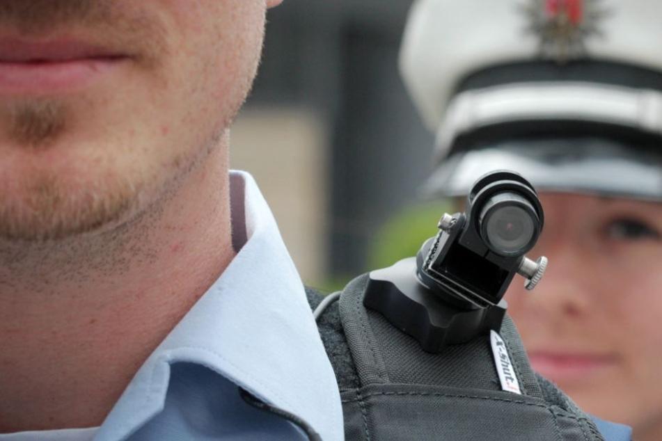 45 Prozent der Bodycams in einem Pilot-Versuch hätten repariert werden müssen.
